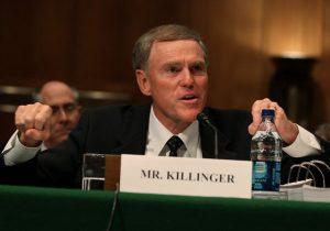 Photograph of Kerry Killinger in Senate